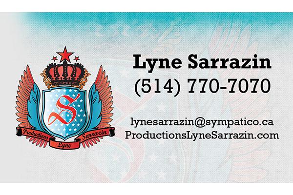 Les productions Lyne Sarrazin