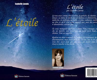 L'étoile par Isabelle Lavoie - Éditions Sarrazin