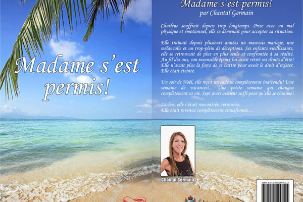 Madame s'est permis! par Chantal Germain - Éditions Sarrazin