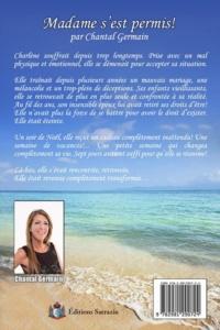 Madame s'est permis! par Chantal Germain - Éditions Sarrazin